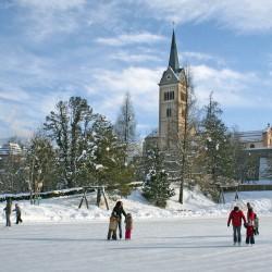 Eislaufen - Radstadt - Salzburger Land