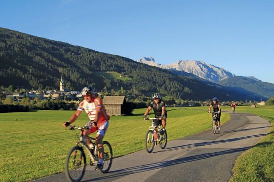 Radfahren & Mountainbiken in Radstadt, Salzburger Land