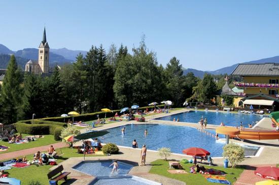 Alpenfreischwimmbad Radstadt
