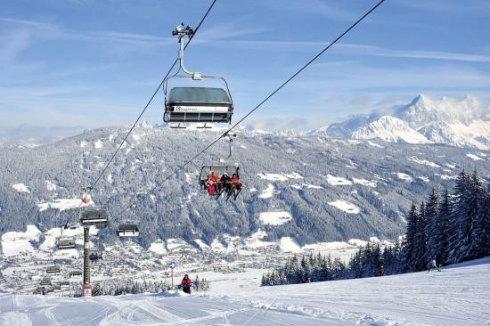 Skifahren - Skigebiet Radstadt