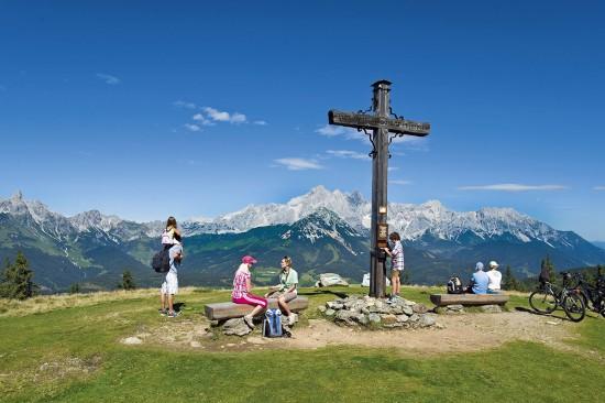 Wanderurlaub in Radstadt - Rossbrand