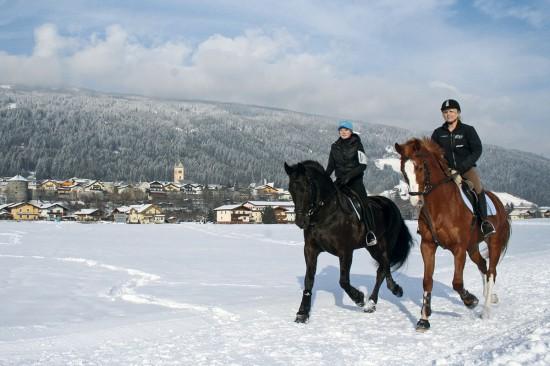 Winterreiten - Radstadt - Salzburger Land