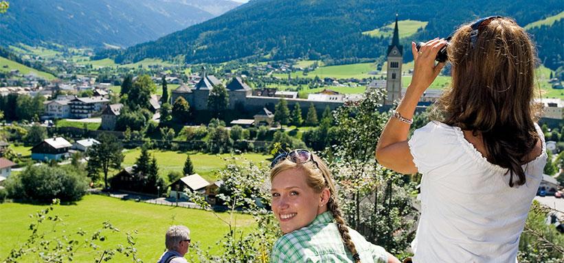 Ferienhaus Nagelschmied - Sommerurlaub - Radstadt