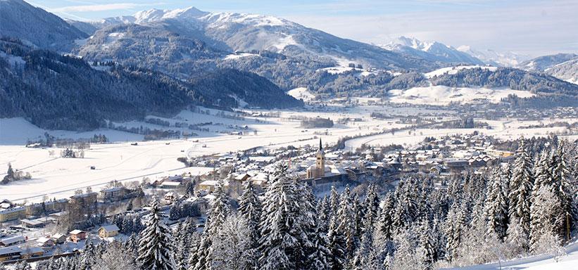 Ferienhaus Nagelschmied - Winterurlaub - Radstadt - Salzburger Land